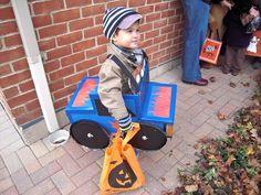 crab+fish: miniDIY: monster truck halloween costume!   Ideas ...