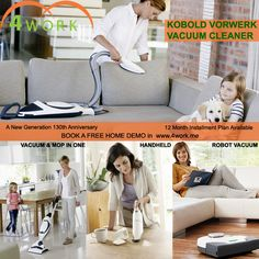 Introducing your home's new best friend Kobold by Vorwerk vacuum cleaner: 4work's new state of the art vacuum cleaners and enjoy a cleaner, healthier home. Read more & watch the video: http://www.godubai.com/citylife/press_release_page.asp?PR=100171