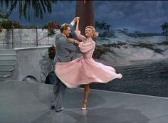 "Vera Ellen in White Christmas ""The Best Things Happen While You're Dancing"""
