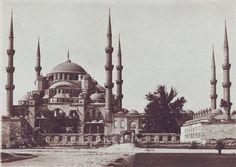 Sultan Ahmet Camii / 1919 http://ift.tt/2bPEzeV