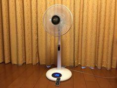 東芝扇風機 ハイポジション扇