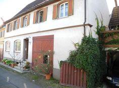 Ettenheim, günstiges renovierungsbedürftiges Haus, Denkmalschutz, 156qm Wohnfäche, 219.000€