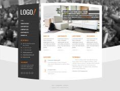 Dutch   Translation Ready Black White Orange Wordpress Theme for Wordpress 2014 http://www.wpthm.com/wordpress/dutch