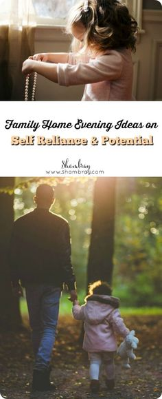 Are you looking for great ideas for Family Home Evening on self reliance & potential?  This post provides 4 simple and fun FHE lessons.