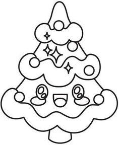Kawaii Christmas - Tree_image