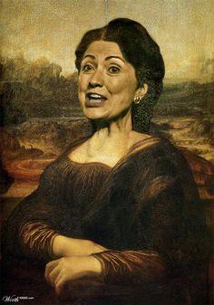 Mona Hillary - Worth1000 Contests