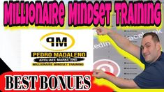 millionaire mindset training review 🔔 best millionaire mindset trainin... Make Money Today, How To Make Money, Marketing Training, Mindset, Youtube, Amazon, Nice, Attitude, Amazons