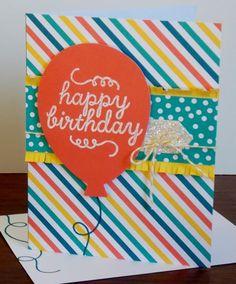 balloon die, pp, by happystamper09 - Cards and Paper Crafts at Splitcoaststampers