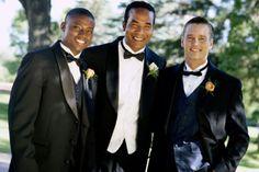 Look para los #padrinos de la #boda