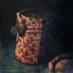 JEREMY MONCHEAUX Peinture et illustration
