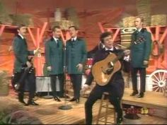 """Sonny James - """"Runnin' Bear"""". R~ 1959"""