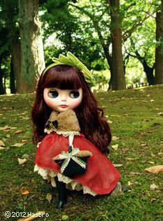 [setembro de 2012] 11th Anniversary: Red Delicious in We ♥ Blythe