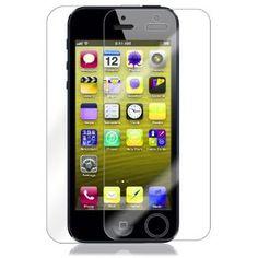Amazon.com: Skinomi TechSkin - Apple iPhone 5 Screen Protector Ultra Clear Shield + Full Body Protective Skin + Lifetime Warranty (AT, Sprint, Verizon Wireless): Cell Phones & Accessories