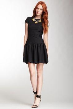 HauteLook | Dress To Impress: Twenty8Twelve Hans Bonded Hammer Tailoring Dress