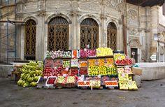 Taking a stroll through Islamic Cairo...