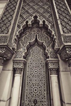 #Moroccan Architecture