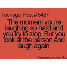 Teenager post lol