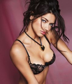 "shonshyne.com :: VS Lingerie Models Blog: VS Valentine's Day 2011: ""Love Me"" w/ Adriana Lima (2)"