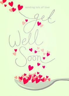 Feel better quick sweet BFF❤️❤️