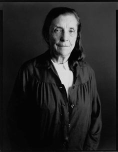 Louise Bourgeois (1911-2010) - French-American artist and sculptor, one of the most important artists in modern and contemporary art. Photo © Timothy Greenfield-Sanders