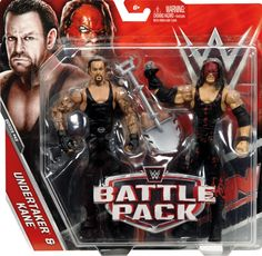 WWE WWF Mattel Battle Pack 42 Triple H & Stephanie McMahon Action Figures for sale online Kane Wwe, Stephanie Mcmahon, Figuras Wwe, Undertaker Wwe, Wwe Women's Division, Wwe Toys, Wwe Action Figures, Wwe Elite, Wwe Roman Reigns