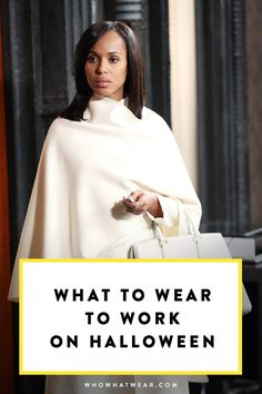Halloween costumes you can totally get away with wearing to work