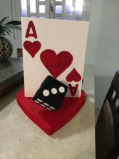 Your place to buy and sell all things handmade Casino Party Decorations, Baby Shower Decorations For Boys, Casino Theme Parties, Party Themes, Party Ideas, 70th Birthday Parties, 30 Birthday, Grandma Birthday, Vegas Themed Wedding