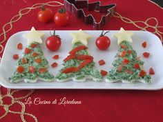 Appetizers for New Year - Lots of simple and tasty ideas, Christmas canapes - Appetizer recipe. New Years Appetizers, Yummy Appetizers, Appetizer Recipes, Antipasto, Christmas Canapes, Dolphin Cakes, Christmas Time, Xmas, Holidays And Events