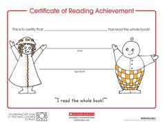 A reading certificate for your BOB Books reading celebration!   Download the full event kit on the BOB Books board. Teaching Reading, Teaching Kids, Learning, Reading Certificate, Bob Books, 40th Anniversary, Early Childhood, Book Design, Literacy