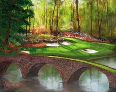 Exciting Great Golf Courses To Play Ideas. Amazing Great Golf Courses To Play Ideas. Augusta Golf, Augusta National Golf Club, Public Golf Courses, Best Golf Courses, Golf Painting, Golf Course Reviews, Masters Golf, Golf Simulators, Golf Art