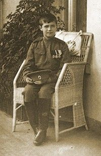 Alexis, the heir apparent, was a very special child. He was born in 1904
