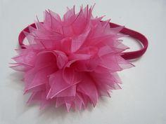 http://elrinconmagicodelasmanualidades.blogspot.com/ https://www.facebook.com/ManualidadesHormiga?ref=hl con cinta organza o raso puedes elaborar lindos moño...
