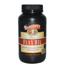 Barleans Flax Oil softgels Price:$14.95 – $27.95