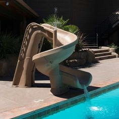 e1f00a4a7 Pool Slides For Your Above Ground   Portable Pools