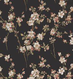 Adele Floral Wallpaper