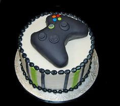 xbox cake pictures | xbox cake by sadie