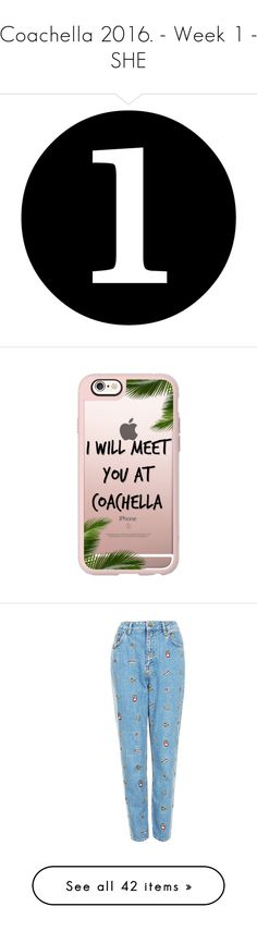 """""""Coachella 2016. - Week 1 - SHE"""" by elms94 ❤ liked on Polyvore featuring numbers, text, backgrounds, fillers, words, circles, quotes, numbers & symbols, magazine and round"""