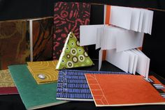 all books Bookbinding at Sitka with Ann Kresge- Part 1