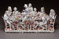 Chris Antemann || Porcelain Sculpture