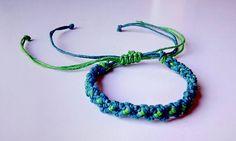 Hey, I found this really awesome Etsy listing at https://www.etsy.com/listing/243315827/adjustable-green-hemp-bracelet-macrame