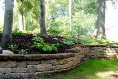 retainingwalls 30 Glorious Retaining Wall Ideas