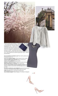 """""""Untitled #309"""" by lo2lo2a ❤ liked on Polyvore featuring Balmain, Børn, Chicwish, Michael Kors, 3.1 Phillip Lim, Christian Louboutin, women's clothing, women, female and woman"""