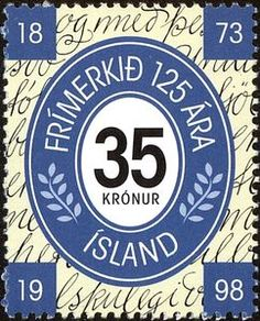 Sello: Stamps (Islandia) Mi:IS 895,Sn:IS 865,AFA:IS 883