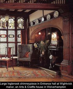 medieval inglenook fireplaces  | Limestone Tudor Renaissance Inglenook Fireplace Mantel