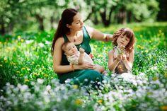 I love family and I love flower