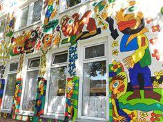 HANNOVER Vahrenwald Michael Fischer Art Haus in hanover germany