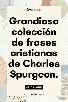 Charles Spurgeon Frases, Creation Bible Lessons, Patch Adams, Lion Of Judah, Praise God, Faith In God, Coaching, Prayers, Christ
