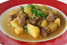 SOSCuisine: Fricassée de boeuf et pommes de terre