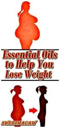 Essential Oils To Help You Lose Weight