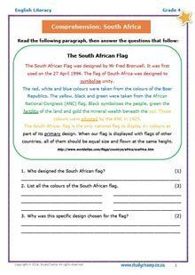 28++ Grade 1 reading worksheets south africa Top